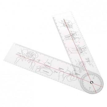 Гониометр для измерения подвижности суставов