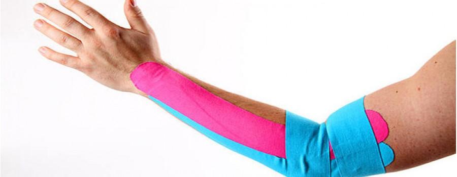 Кинезио тейп при лечении ран и шрамов