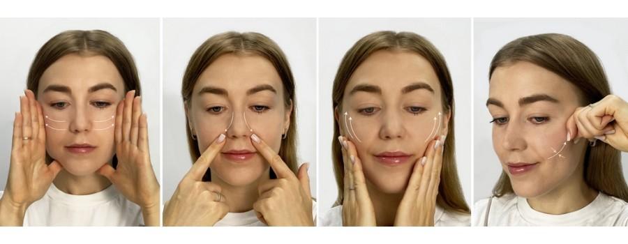 Массаж лица — омоложение без уколов и операций