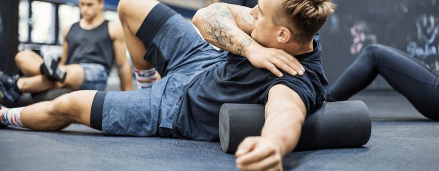 Все про масажний ролик (валик)