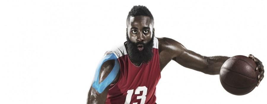 NBA не знает, что такое кинезио тейп?