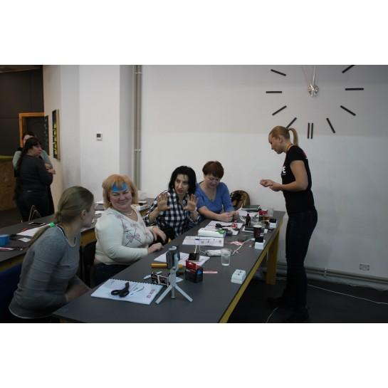 Семінар по тейпуванню в логопедії FMT LogopediX