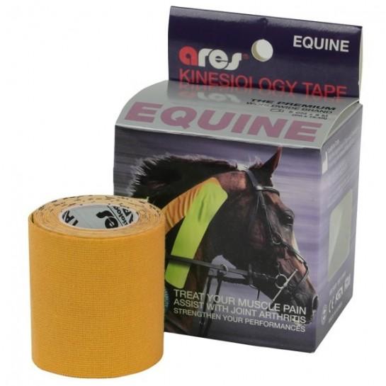 Кинезио тейп Ares Equine (Ветеринарный) 5см х 5м