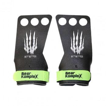 Накладки гимнастические Bear KompleX Diamond Grips на 3 пальца