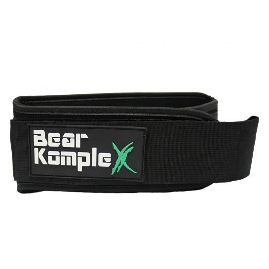 Пояс атлетический Bear KompleX Black Belt