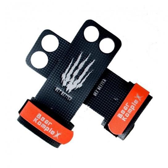 Накладки гімнастичні Bear KompleX Carbon Grips на 2 пальці