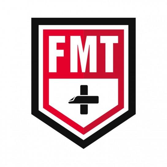Семінар з кінезіотейпування FMT Basic RockTape