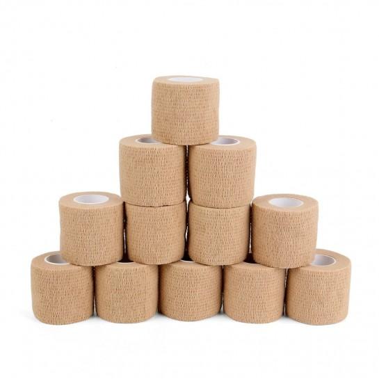 Самофиксирующийся бинт Kindmax cohesiv bandage