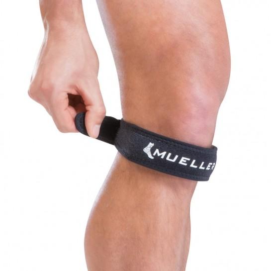 Фиксирующий ремень на колено Mueller Jumper's Knee Strap