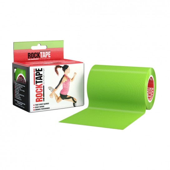Кинезио тейп RockTape Mini Big Daddy 10см х 5м