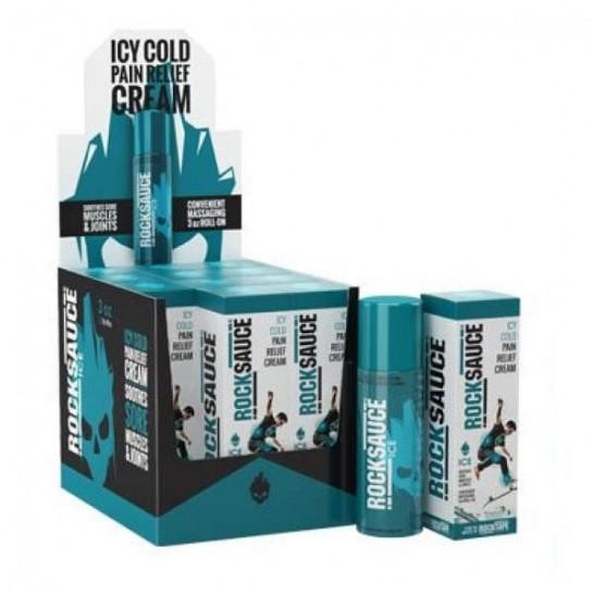 Мазь охолоджуюча RockSauce Ice 88мл